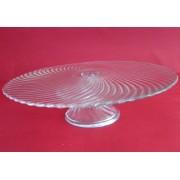 Tortinė stikl. 30cm Iwona CP-02