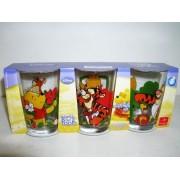 Stiklinės 220ml 3vnt. 'Winnie Pooh' 116995