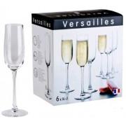 Taurės šampan. 6vnt. 1943 Versailles 160ml