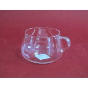 Puodukas stikl. 420ml Dea 4514 1vnt.