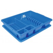 Džiovykla indų-įrank. su pad plast. 43*35*8cm BEN