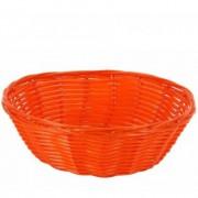 Krepšelis pintas oranžinis 20*7cm B922047