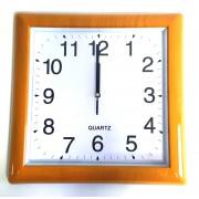 Laikrodis sieninis 31*31cm plast.  NGV0496