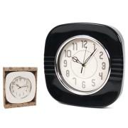 Laikrodis plast. sieninis 27*27cm RETRO