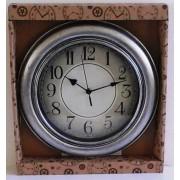Laikrodis plast. sieninis 33cm SKY