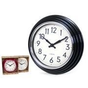 Laikrodis plast. sieninis 30.5cm MAHON