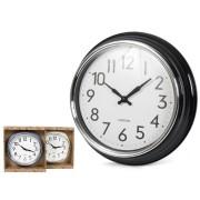 Laikrodis plast. sieninis 35cm RIM