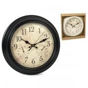 Laikrodis plast. sieninis 30cm