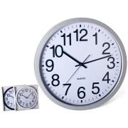 Laikrodis plast. sieninis 30cm ALEXIS
