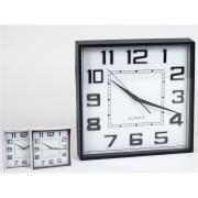 Laikrodis plast. sieninis 28*28cm STYLUS