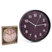 Laikrodis plast. sieninis 30.5cm ANGELO