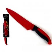 Peilis 18.5cm keramine raudona danga
