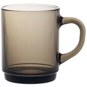 Puodukas stikl. 250ml DURALEX (rudas)