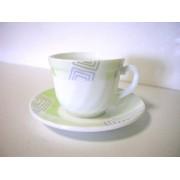 Puodukų s/l arbatai 6vnt. rink.(stiklinis) 2251
