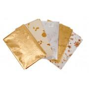 Staltiesė 110*140 cm gold/silver