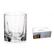 Stiklinės 365ml 6vnt. viskiui LUNA