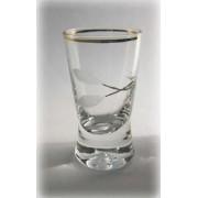 Stikliukai 6vnt. X Orka 2509 25ml