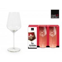 Taurės vynui 380ml 3vnt. ARISTO 69093