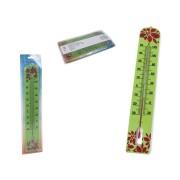 Termometras lauko plastikinis 40*6.5*0.9cm